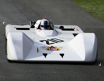 Dallara SP1000 - 3D Modeling