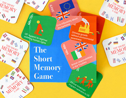 THE SHORT MEMORY GAME