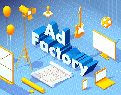 AdFactory icons