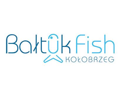 Baltic Fish logo design