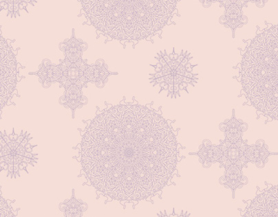 Surface pattern design - geometric