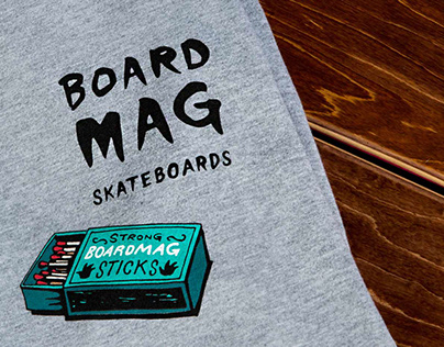 BOARDMAG Skateboards