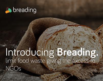 Breading UI & Brand Design.