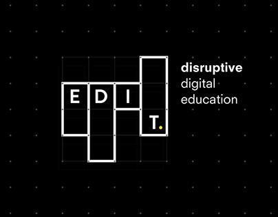 EDIT. Disruptive Digital Education