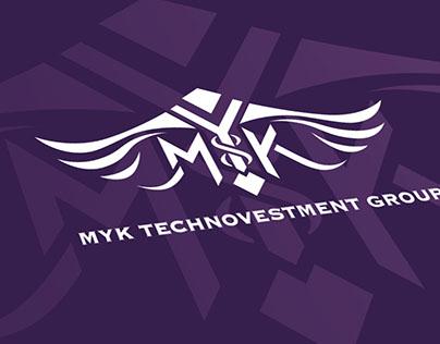 MYK Logo Design