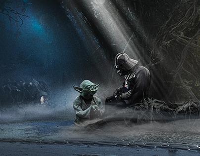 Star Wars - Impossible Meetings