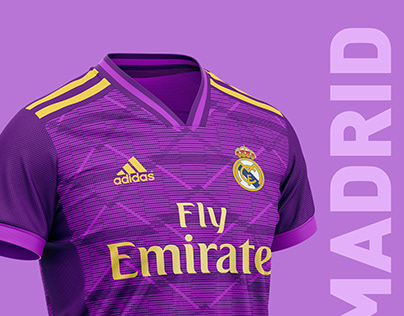 Real Madrid football kit 19/20.