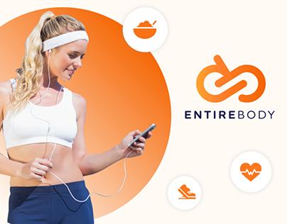 Health App Logo Design — Case Study