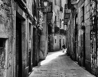 Spanish streets