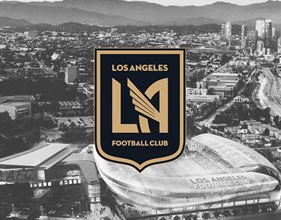 Los Angeles Football Club Concept Kits