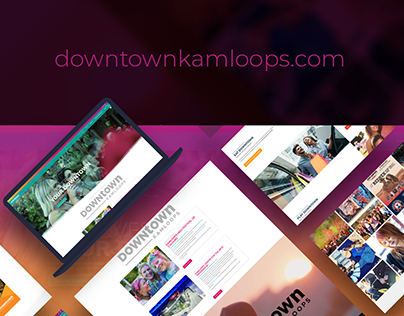 Downtown Kamloops Website