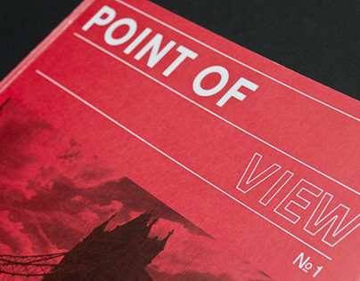 Point of View – Magazine for Culture and Design