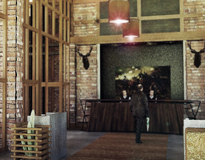 Green Concept Ranch Resort Hotel