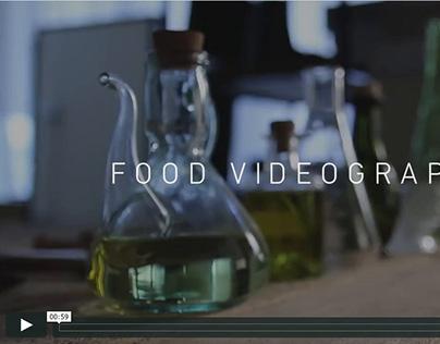 food videography
