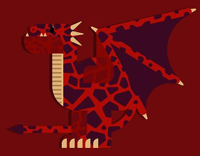 Wyverns not dragons