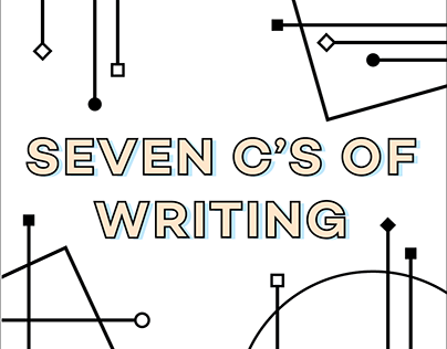 Writing Tool: The Seven C's of Writing