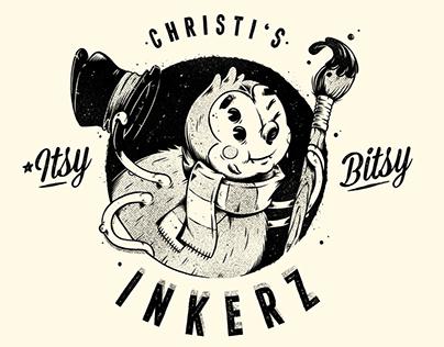 Christi's Itsy Bitsy Inkerz // Photoshop Brushes