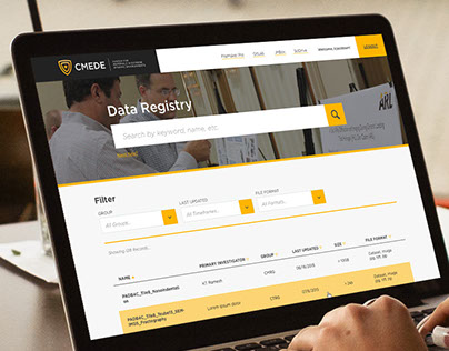 CMEDE Document and Data Sharing Infrastructure