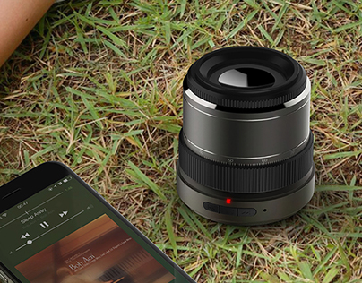 Camera Speaker