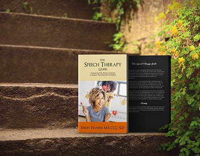 Book cover design and mock-up