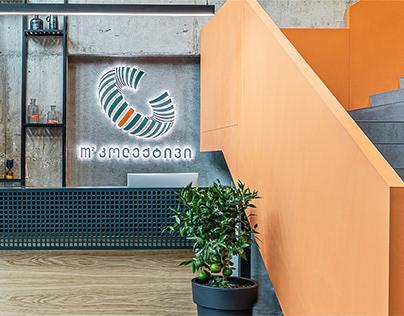 m2 Collective brand identity
