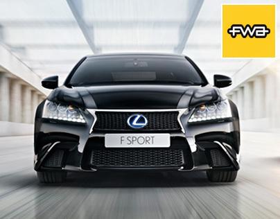 Lexus 'Creating Amazing'