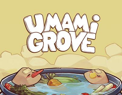 Game Logo Design Umami Grove