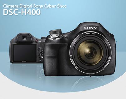 Descrição Sony H400