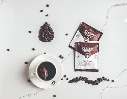Collaboration with SleepyOwl Coffee