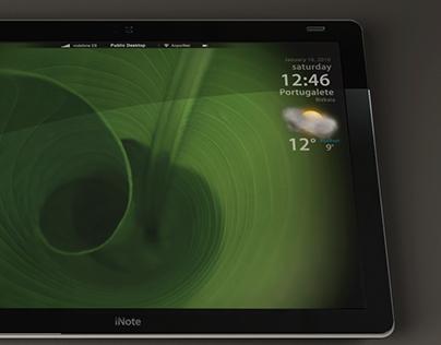 iNote Concept - 2010