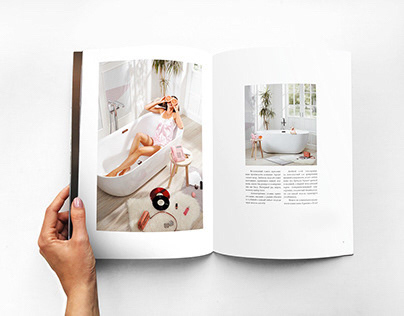 Acrylic Baths Catalogue