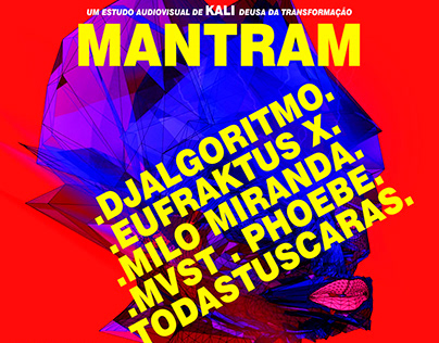 """DURGA"" By Milo Miranda for ""MANTRAM"" Collective Album"