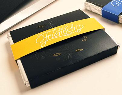 Revel Luxury Chocolate Packaging
