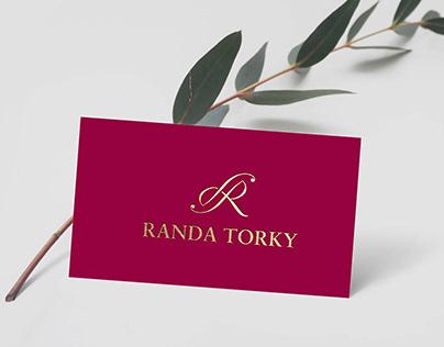 Randa Torky Logo Design