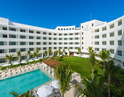 Fotografías de Arquitectura del Hotel Izla