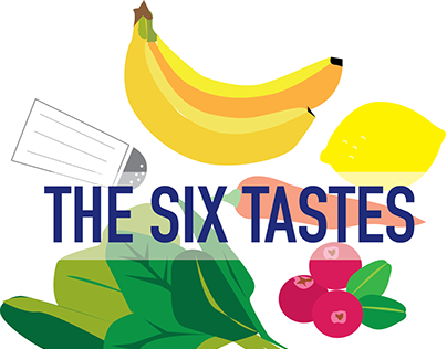 The Six Tastes/Ayurveda