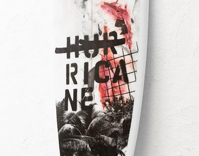 Surfboard Artwork