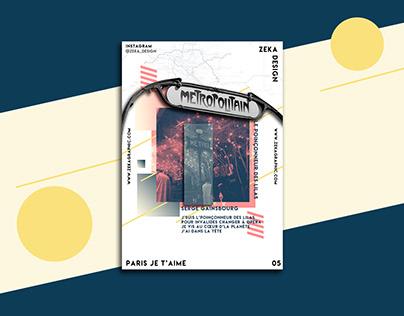 Paris Poster Collection