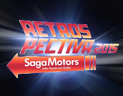 Varejo - Saga Motors - Prêmio Retrospectiva 2015