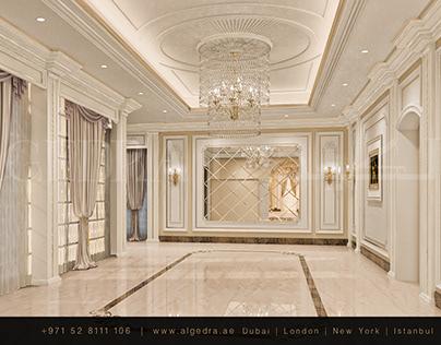 Classic Style Ladies Majlis Design