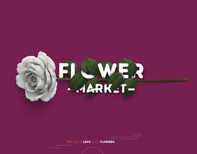 FLOWER MARKET | branding