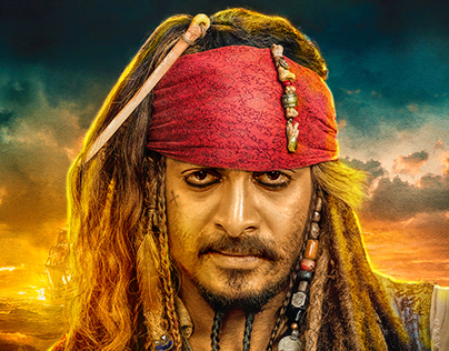Prithviraj - Jack Sparrow