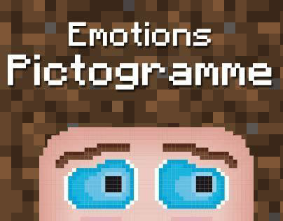 Emotion - Pictogram