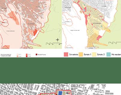 Análisis de intervención - Ciudad informal