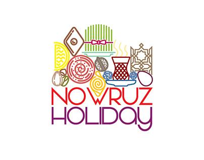 Emblem / Logo Nowruz Holiday