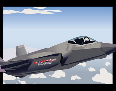 School project F-35