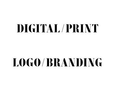 Digital / Print / Logo / Branding