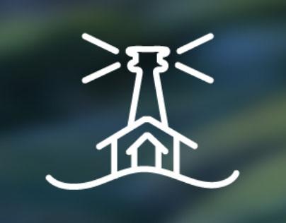 Logo for gardeners' partnership Volga
