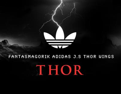 FANTASMAGORIK® ADIDAS J.S THOR