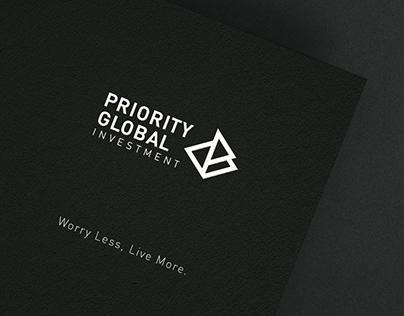 先行全球 Priority Global Investment-brand identity